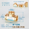 color 3manufacturer supplier 38-5 copper pipe fittings elbow tee