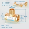 color 14manufacturer supplier 38-5 copper pipe fittings elbow tee