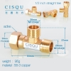 color 16high quality 38-5 copper pipe fittings straight tee  y style tee