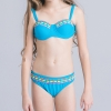 12candy bow flowers  children swimwear girl swimsuit paypal supported