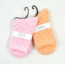 fashion winter dot pattern pile thicken women socks