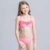 candy bow flowers  children swimwear girl swimsuit paypal supported