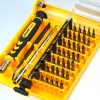 45 in one manual tools screwdriver