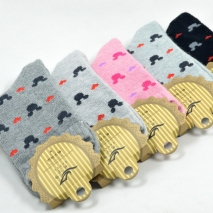 Mickey pattern thicken wool socks wholesale