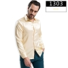 color 3fashion casual Imitation silk men shirt