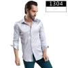 color 4fashion casual Imitation silk men shirt