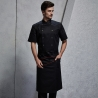 split black apronGermany fashion restaurant coffee shop staff apron