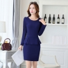 navyfall charming design women office business dress