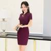 winegrace Korea business office lay work dress