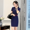navygrace Korea business office lay work dress