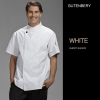 unisex white coatnew design restaurant head chef jacket blouse uniform