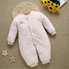 color 7high quality cotton thicken newborn clothes infant rompers