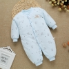 color 20high quality cotton thicken newborn clothes infant rompers