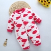 color 21high quality cotton Camouflage printing thicken infant rompers clothes