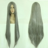 color 3100cm,long straight high quality women's wig,hairpiece,cosplay wigs