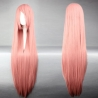 color 4100cm,long straight high quality women's wig,hairpiece,cosplay wigs