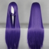 color 9100cm,long straight high quality women's wig,hairpiece,cosplay wigs