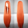 color 12100cm,long straight high quality women's wig,hairpiece,cosplay wigs