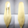 color 17100cm,long straight high quality women's wig,hairpiece,cosplay wigs