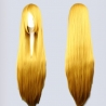 color 19100cm,long straight high quality women's wig,hairpiece,cosplay wigs