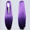 color 22100cm,long straight high quality women's wig,hairpiece,cosplay wigs