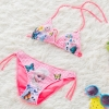 color 2Europe cheap little girl bikini teen swimwear bikini