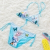 color 4Europe cheap little girl bikini teen swimwear bikini