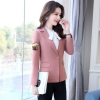 color 22018 spring fashion office women blazer jacket
