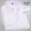 color 3high quality business men formal office work shirt