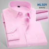 color 5high quality business men formal office work shirt