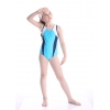 1two-pieces teenager girl swimwear for little girl  (25 designs)