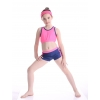 13two-pieces teenager girl swimwear for little girl  (25 designs)