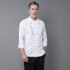 color 2unisex women men workswear restaurant  chef jacket baker uniform