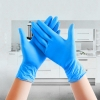 color 1intco non-sterile  powder free PVC / vinyl Examination gloves disposable  gloves medical gloves