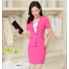 rose skirt suitshigh quality office secretary uniform work skirt suits