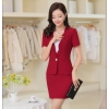 wine skirt suitshigh quality office secretary uniform work skirt suits