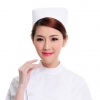 white2015 fashion high quality nurse hat cap,multi designs