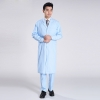 whiteautumn hospital doctor coat male nurse uniform men doctor uniforms