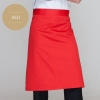 Redclassic half length high quality chef aprons