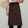 Coffeeclassic half length high quality chef aprons