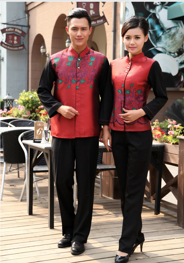 traditional Chinese uniforms