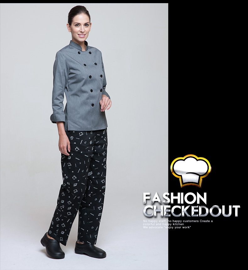 cooking chef pant uniform
