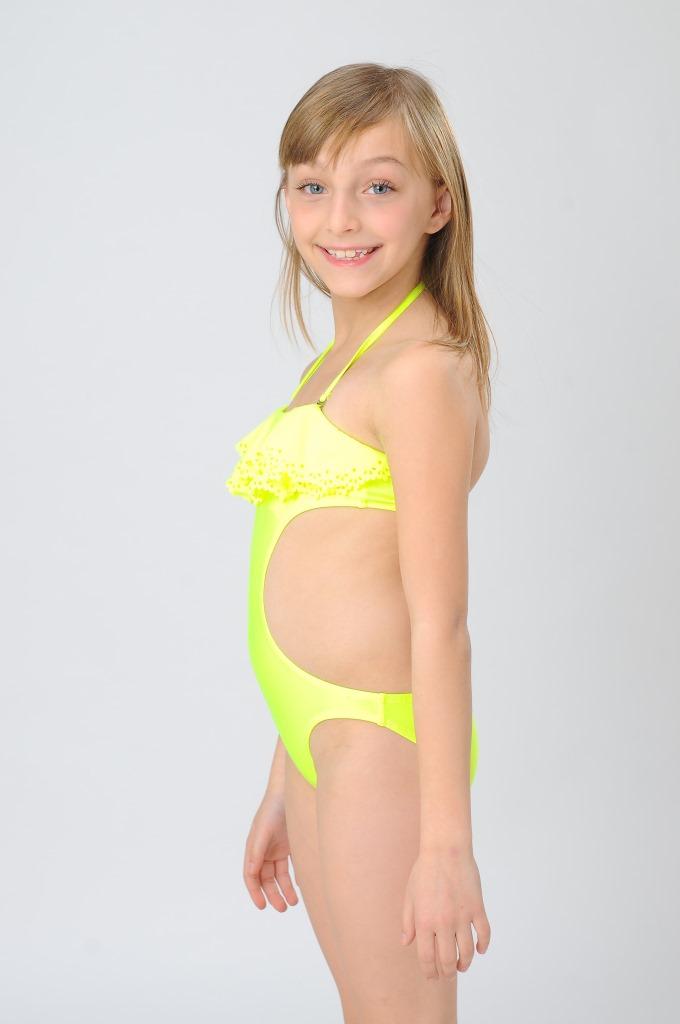fashion one piece swimwear for girls - TiaNex