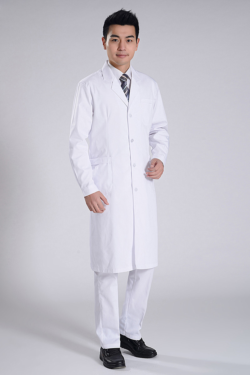 male nurse coat