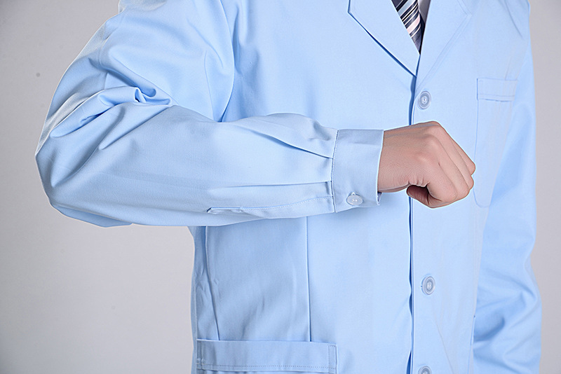 male doctor coat