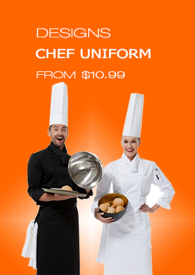 Chef uniform - New Arrivals